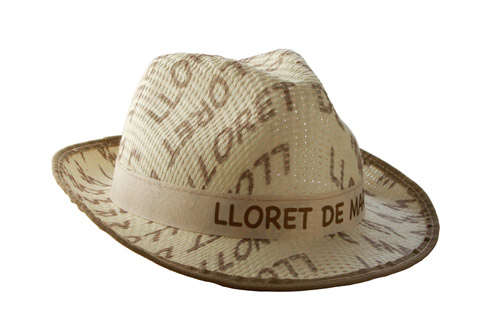 le trilby imprimé total covering